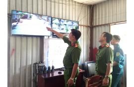 An Giang: Hiệu quả từ hệ thống camera an ninh
