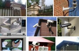 Giải pháp lắp camera an ninh gia đình, biệt thự