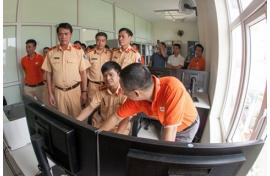 58 camera quan sát toàn bộ vi phạm GT cao tốc Nội Bài - Lào Cai