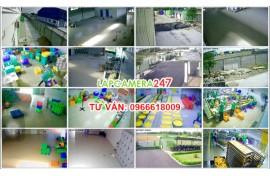 Lắp đặt camera quan sát tại quận Bình Tân
