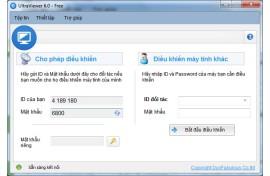 Hướng dẫn cài đặt phần mềm Ultraviewer