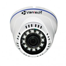 Camera dome hồng ngoại Vantech VP-112AHDM