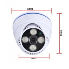 Camera KAWAVISION bán cầu hồng ngoại KV-D1301AHD