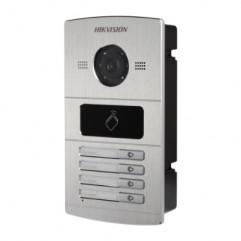 Nút chuông cửa 4 cổng cho biệt thự HIK-IP8004IM
