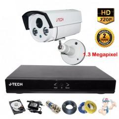 Bộ camera Thân JTech 1.3 Megapixel AHD5600A