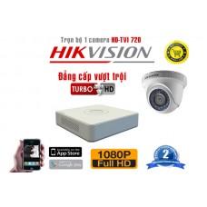 Bộ camera Dome HIKVISION - KIT-HIKD10