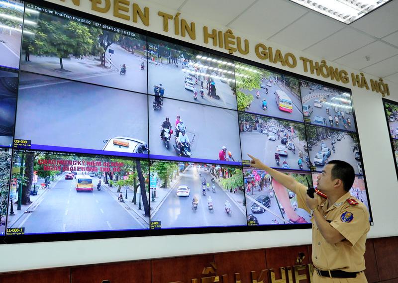 Giải pháp lắp đặt camera giám sát giao thông
